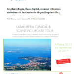 LASAK IBERIA CLINICAL & SCIENTIFIC UPDATE TOUR
